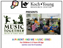 Music Together Summer flyer image