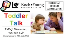 Toddler Talk flyer image