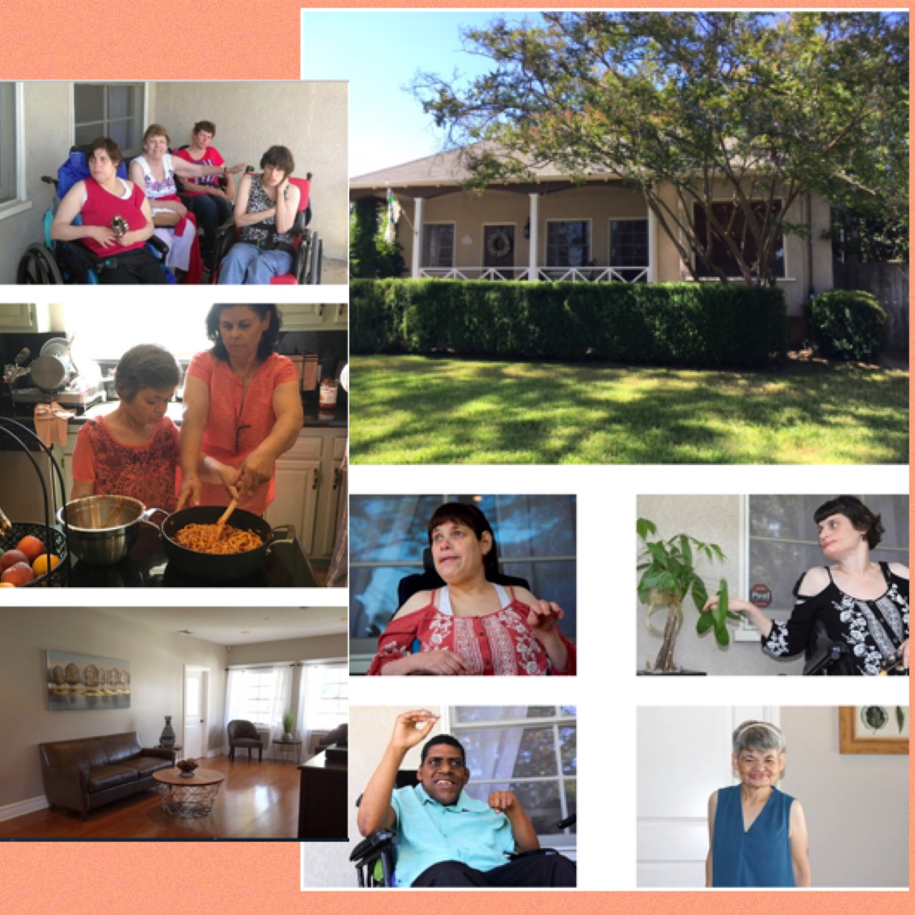 news lanterman org four friends move from institution to pasadena home developed by easter seals